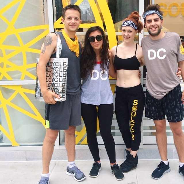 Intention Setting, Revisited + My Soul Cycle Experience // INMYBOWL.com