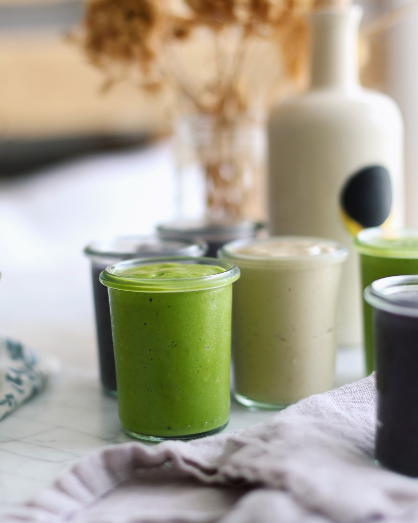 cauliflower zucchini smoothie