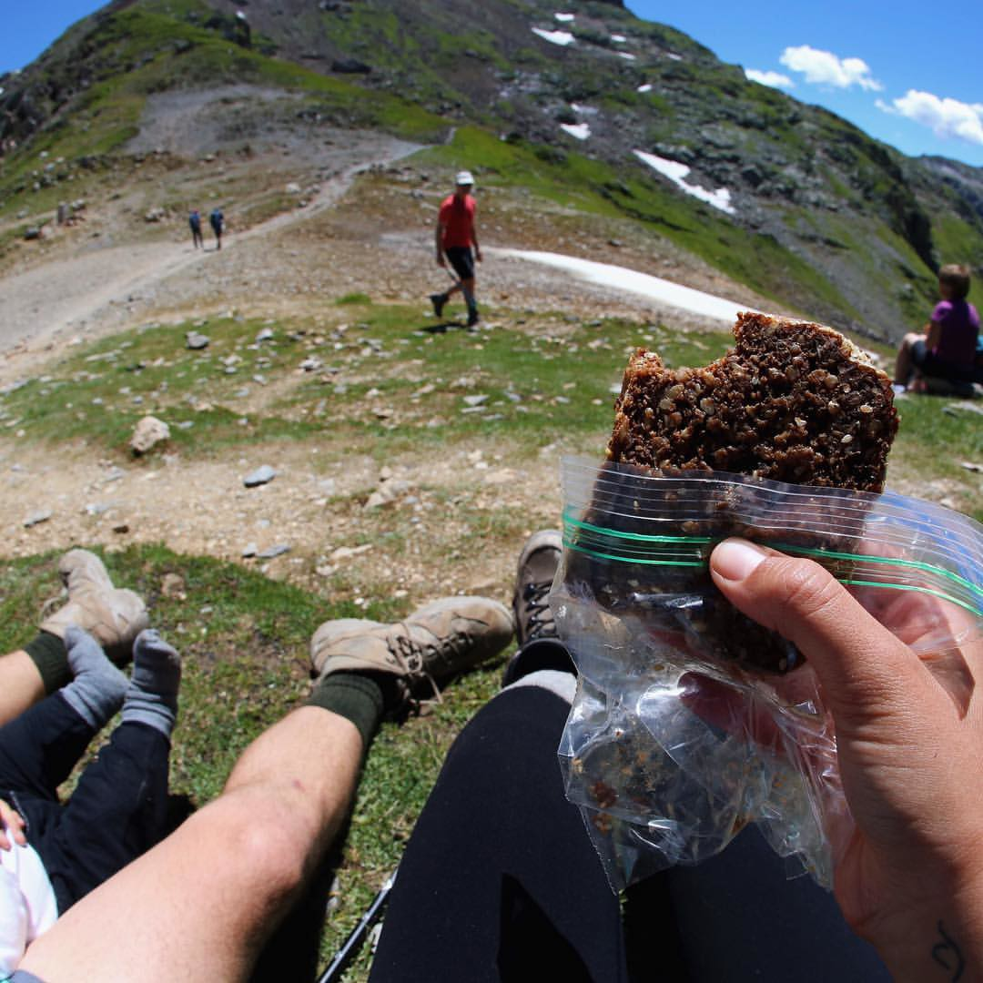 best snacks to bring on a hike, plant based // Alexandra Tallulah, inmybowl.com