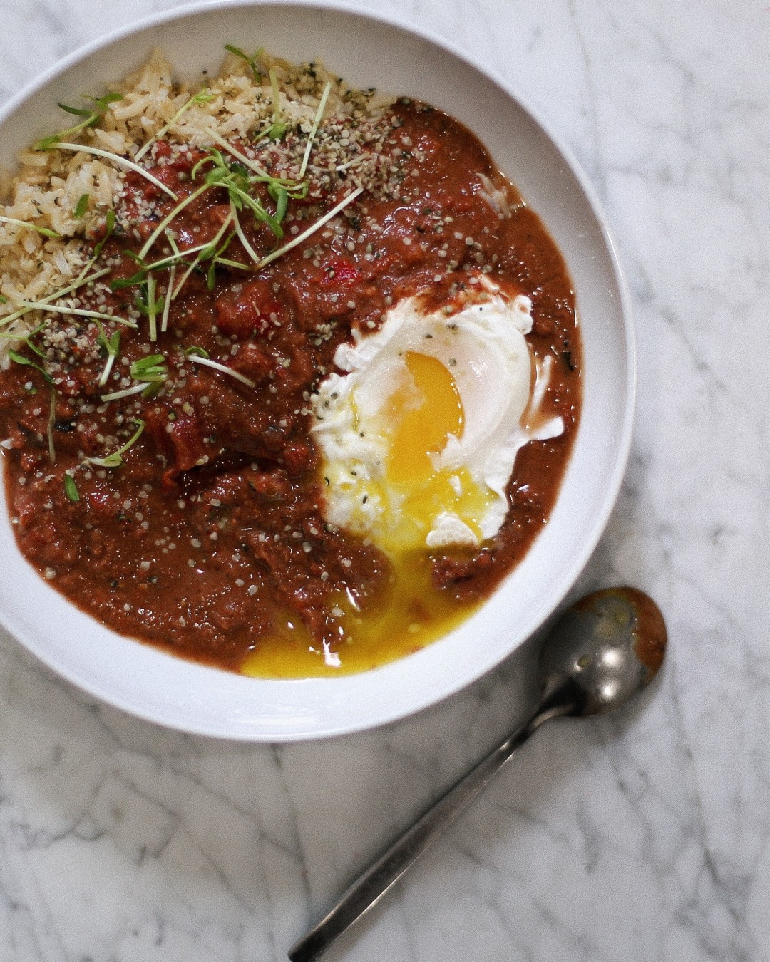 Low FODMAP Shakshuka