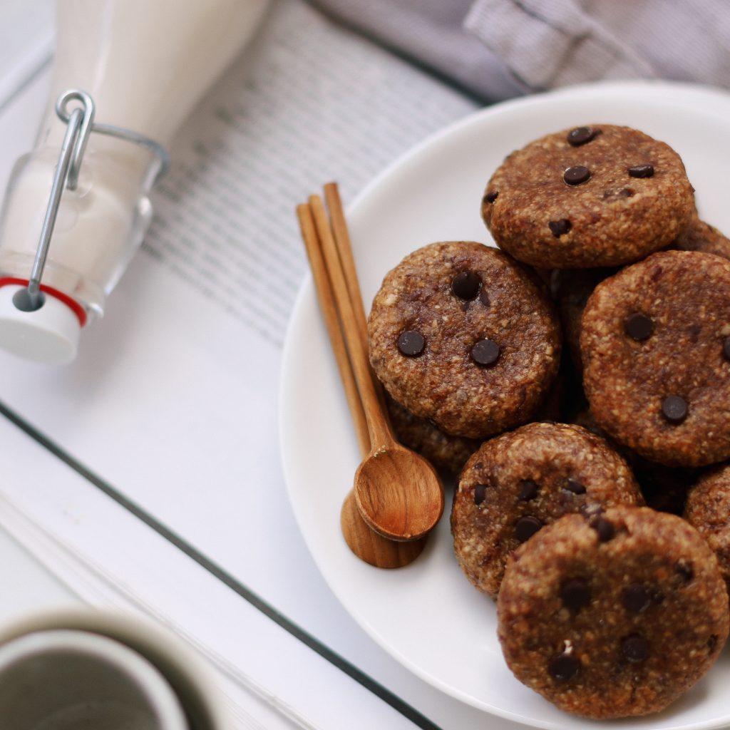 unprocessed lactation cookies